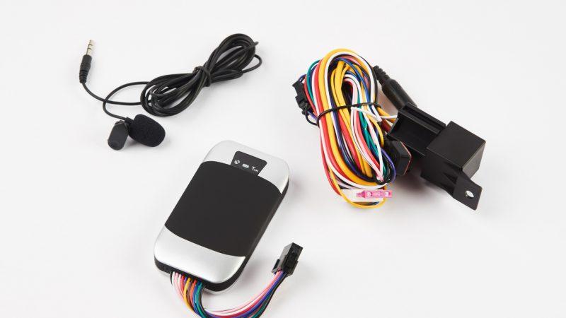 antykradzieżowy GPS